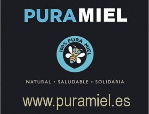 Presentamos PURAMIEL: Miel Solidaria de Miraflores de la Sierra