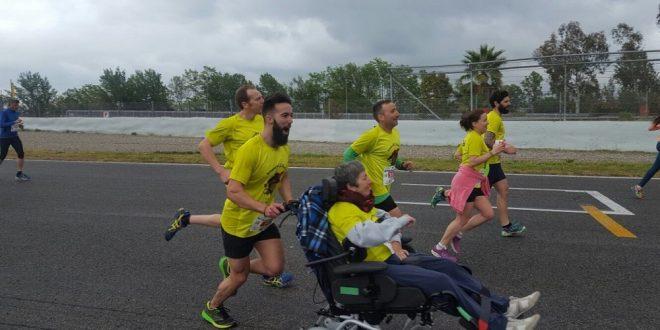 Eric Domingo y su reto solidario por la Esclerosis Múltiple